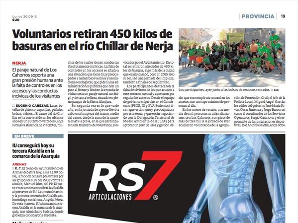 RS7 en Diario SUR