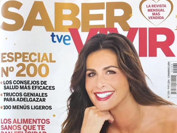 """Campaña de publicidad en la revista """"SABER  VIVIR"""""""