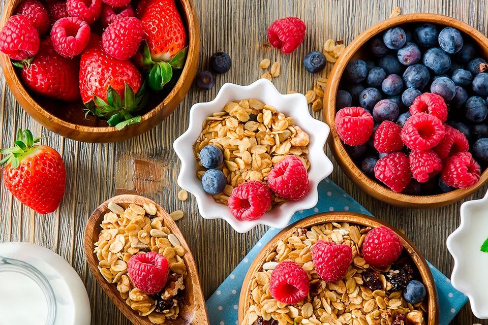 Receta saludable para el fitness