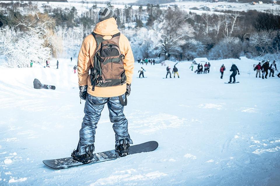 ¡Bienvenido invierno! Los deportes más TOP de esta estación
