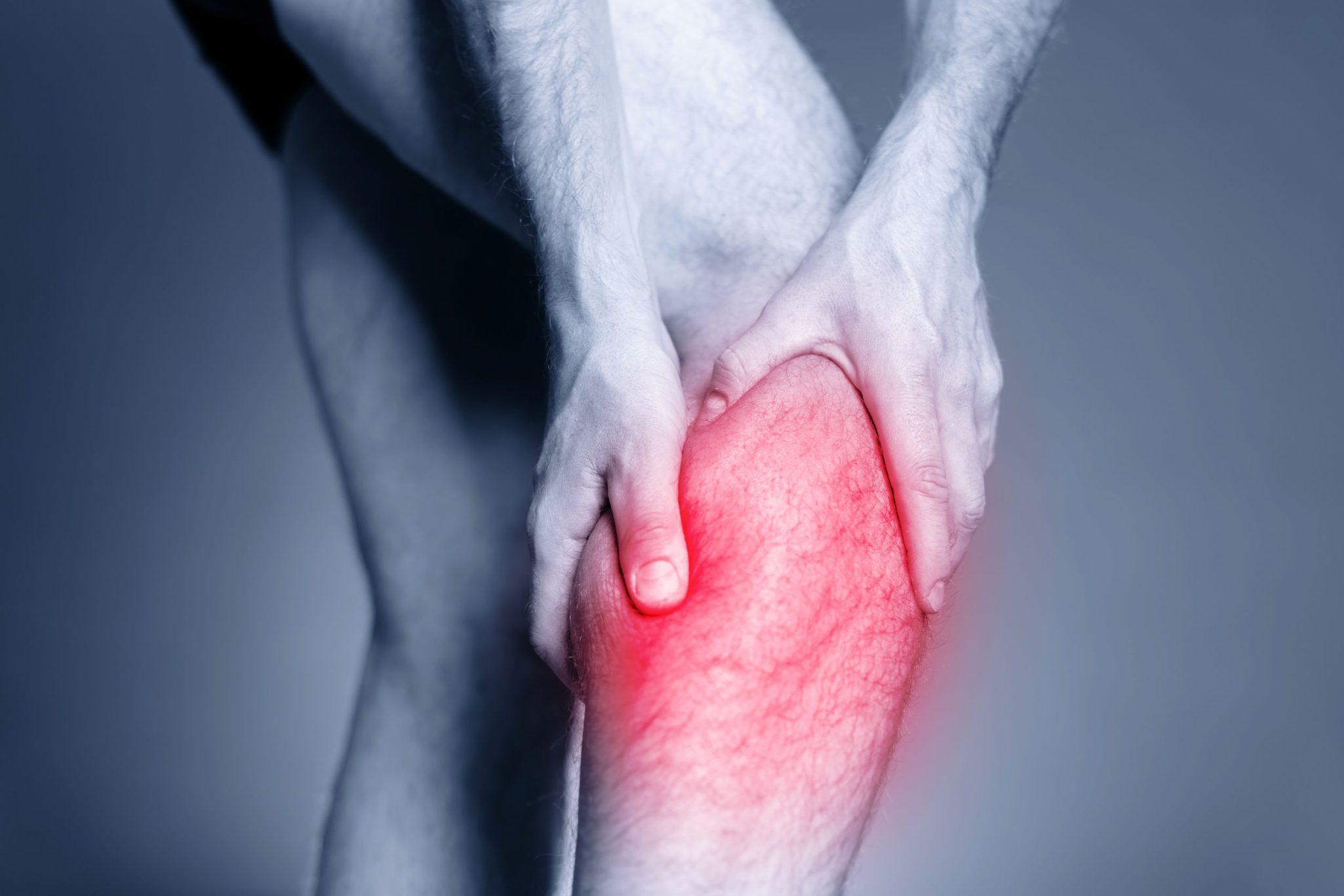 lesión en articulaciones