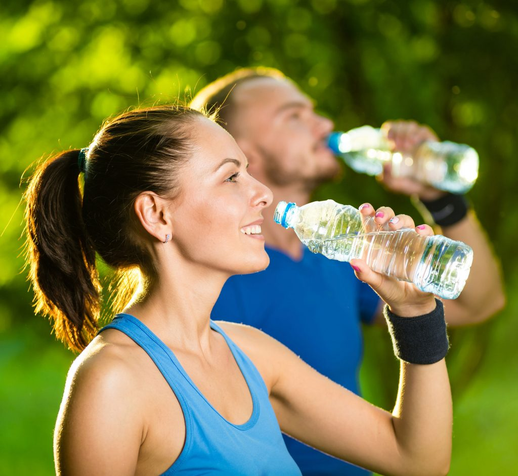 beneficios de estar bien hidratados