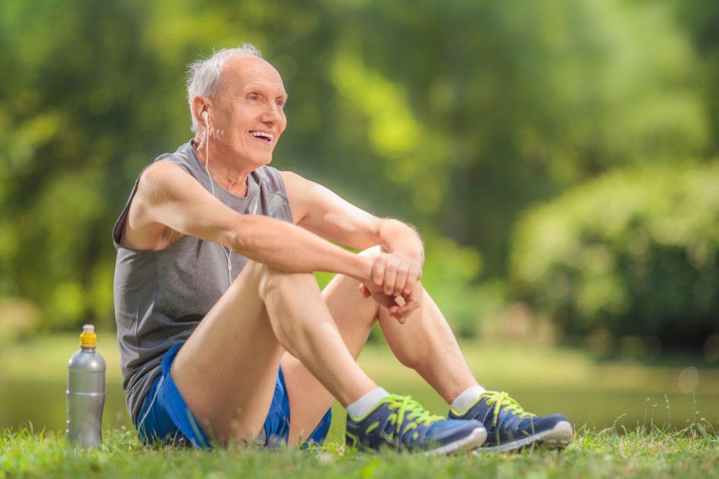 El ejercicio en la tercera edad