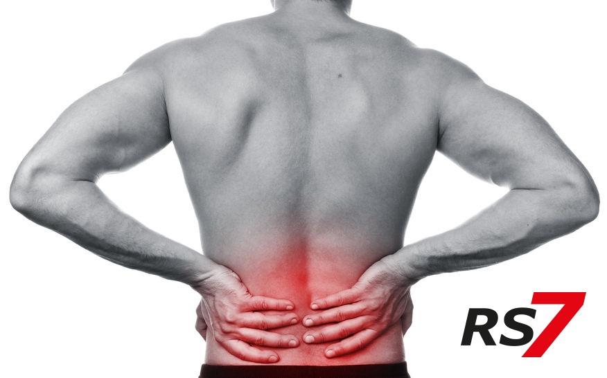 Dolor en la zona baja de la espalda