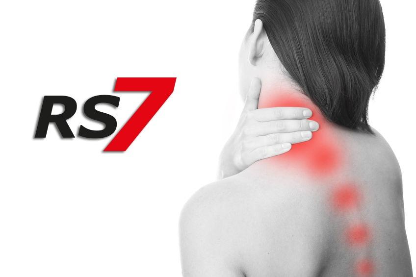 Aliviar dolor de espalda y tensión muscular