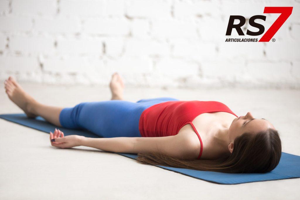 Ejercicio de relajacion muscular progresiva