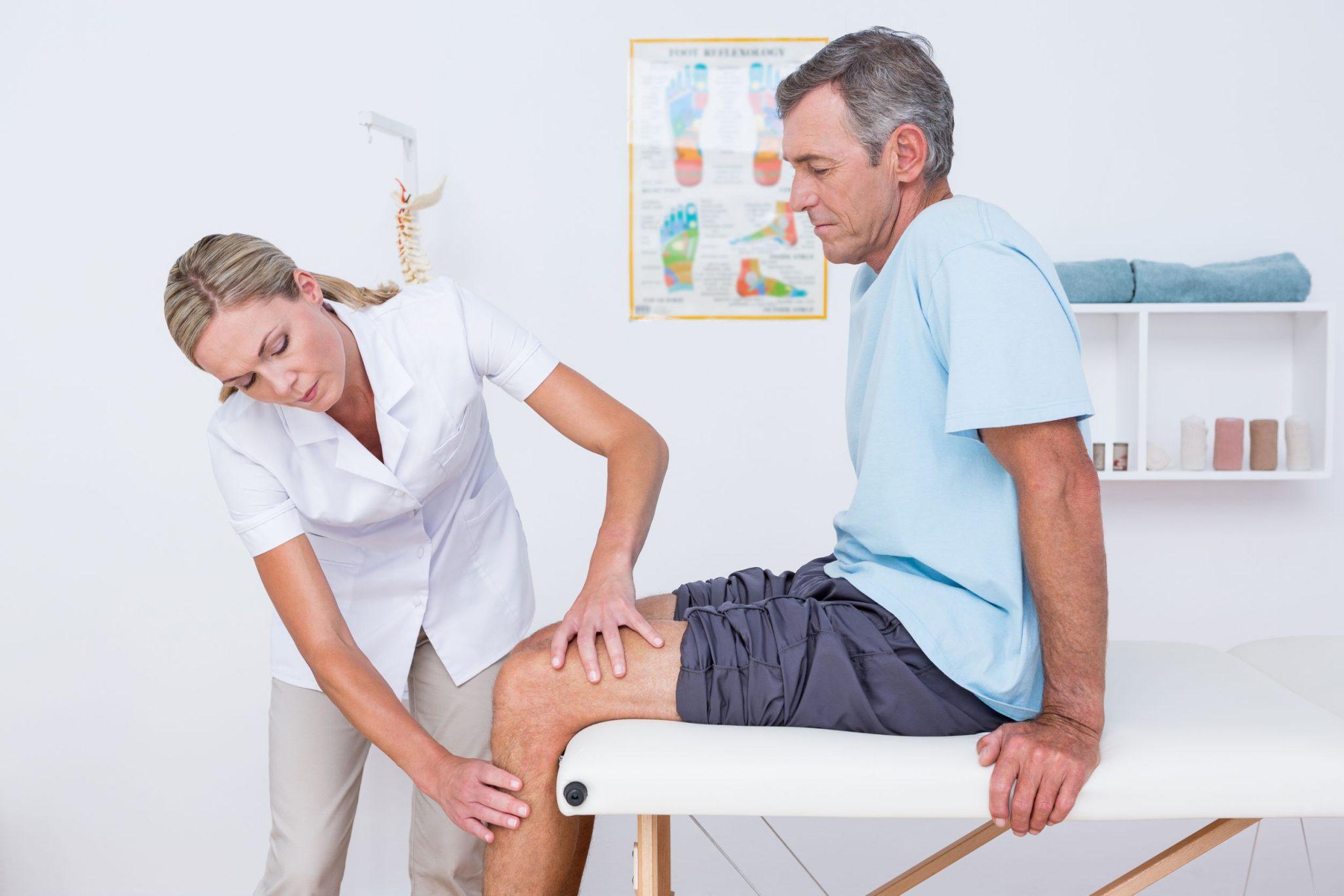 Tipos de lesiones de rodilla más frecuentes